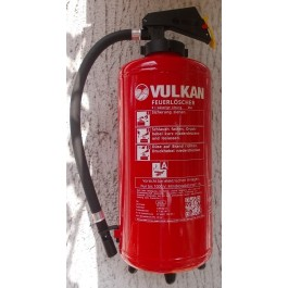 Wasser-Feuerlöscher 9 Liter Vulkan - W9H
