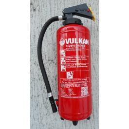 Wasserfeuerlöscher 6 Liter von Vulkan