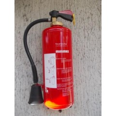 Metallbrand-Pulverfeuerlöscher PM 12 i