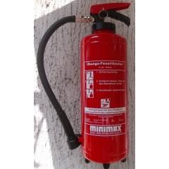 Übungsfeuerlöscher 6 Liter Wasser