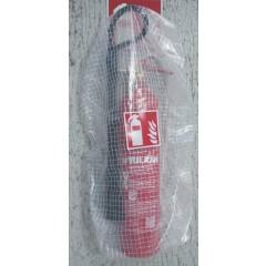 Gitterschutzhaube für CO2 Feuerlöscher