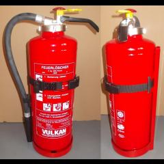KFZ Halter für Feuerlöscher bis 160 mm Ø