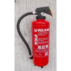 Pulver-Aufladefeuerlöscher P6H