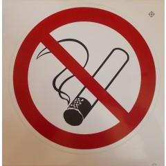 Rauchen verboten, Folie