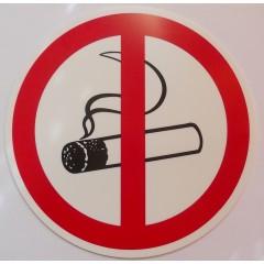 Rauchen verboten, Kunststoff