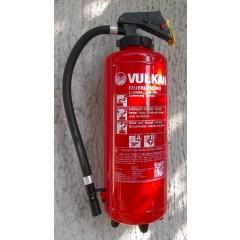 Schaum-Aufladelöscher mit Tube 6 Liter Vulkan