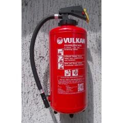 Schaum-Aufladefeuerlöscher mit Tube 9 Liter Vulkan - ST9H