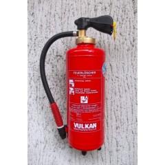 Wasserfeuerlöscher 6 Liter Vulkan - WH6n-7