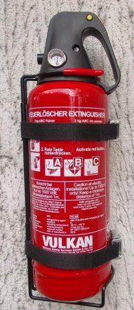 Autofeuerlöscher 2 kg PG 2M